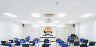 NTS NAT Test Preparation