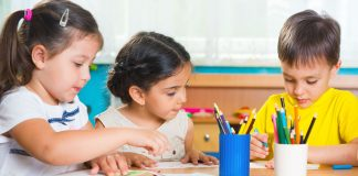 The 5 math skills for kindergarten children