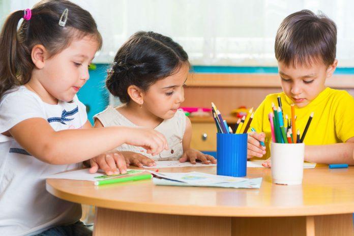 The 5 math skills for kindergarten children